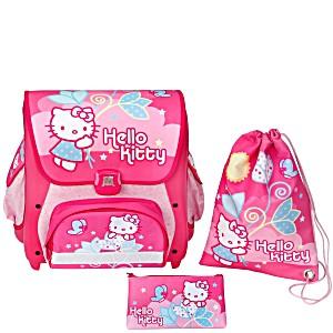 Школьный рюкзак Scooli Hello Kitty HK11847 с наполнением