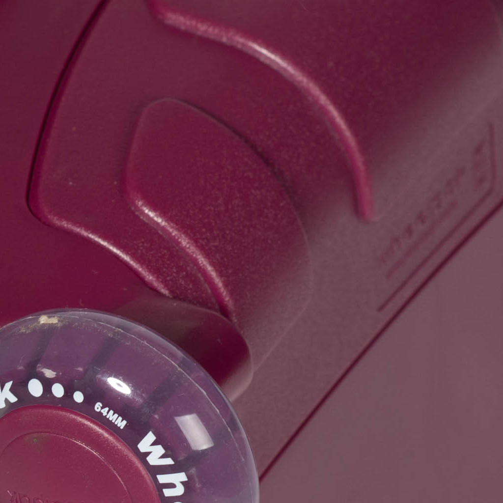 Школьный рюкзак на колесах - ранец Wheelpak Classic Wine - арт. WLP2200 (для 3-5 класса, 21 литр), - фото 4