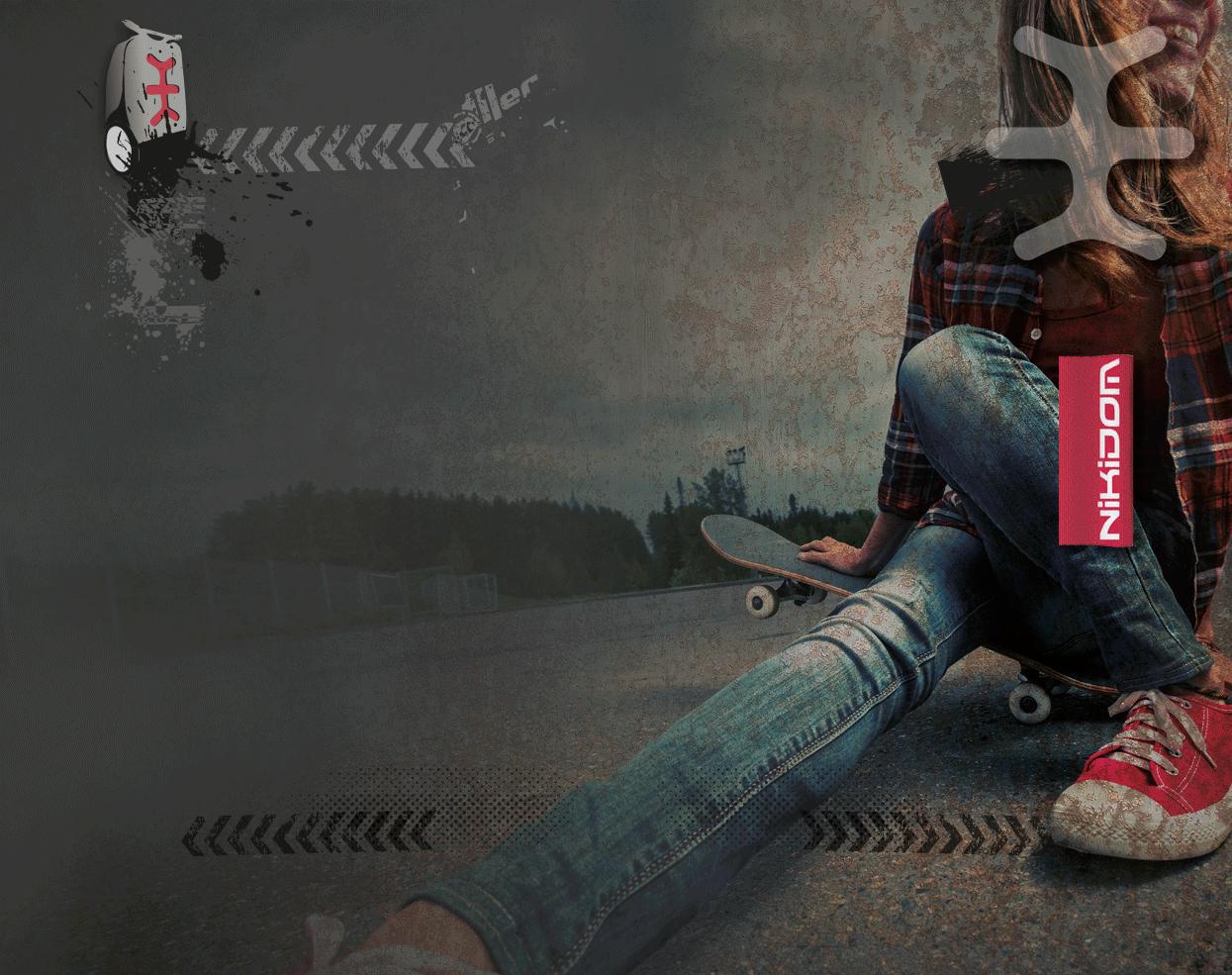 Рюкзак на колесиках Roller Nikidom White Fire XL арт. 9319 (27 литров), - фото 13