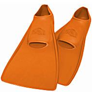 Ласты ProperCarry детские закрытая пятка для бассейна резиновые размер - 26 оранжевые ПРОПЕРКЭРРИ